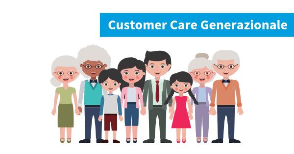 customer care generazionale