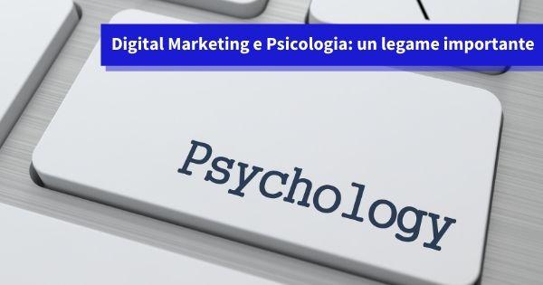 Psicologia del Marketing: l'arma vincente sul web